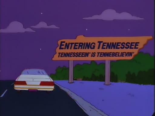 tenn simpsons
